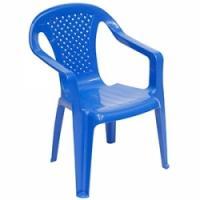 Krēsliņš Camelia Chiaro plastm.zils