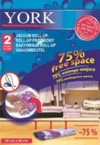 Vakuuma maisiņš ROLL-UP 25x45cm 2gab