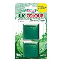 Tualetes bloks WC COLOUR Forest Green