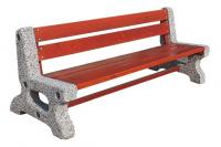Concrete seats 200x63