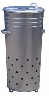 Containers for communal waste Metal 175L
