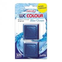 IZP-Tualetes bloks WC COLOUR Blue Ocean