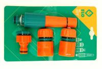 Sprayer with connectors, ABS plastic