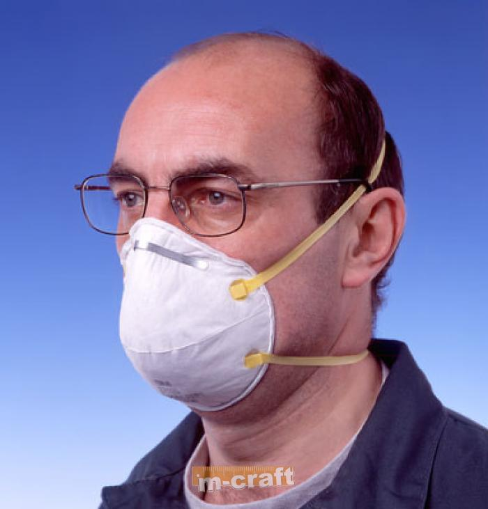 3M Particulate respirator FFP1, without valve