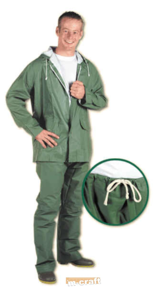 Rain-suit - trousers, jacket