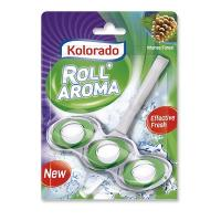 Tualetes bloks Roll Aroma Intense Forest