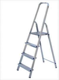 Step ladder, alluminium ELKOP 1.75m -  2.79m