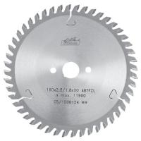 TCT saw blade for electrical hand machines
