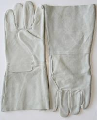 Welders glove, full cotton lined