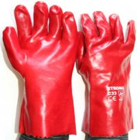 Working gloves PVC