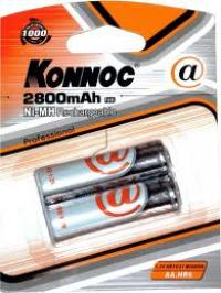 Akumulators AA 2800mAh 2gb